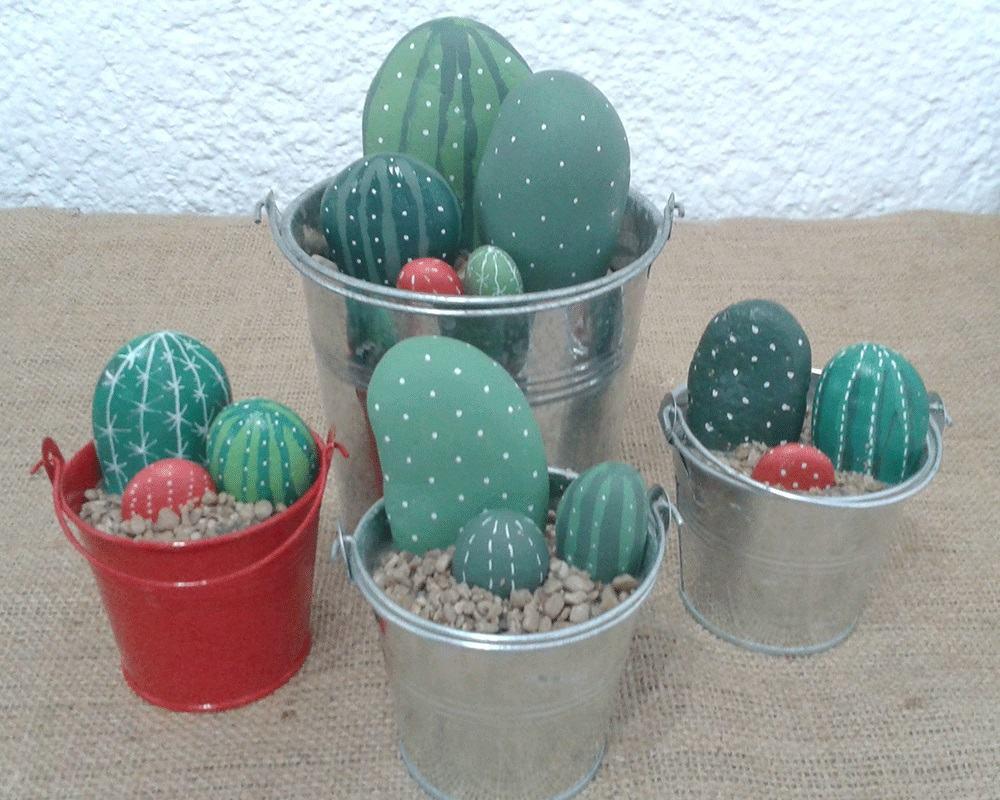 piedras_pintadas_cactus