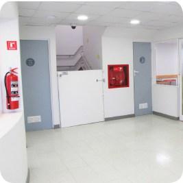 Red anti incendio