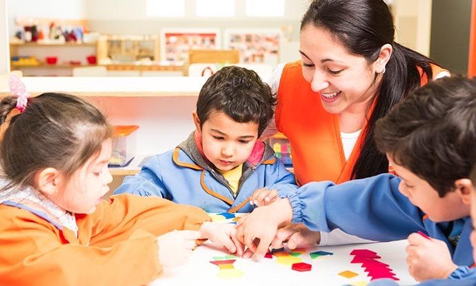 ¡Elegir jardín infantil y sala cuna para tu hijo!