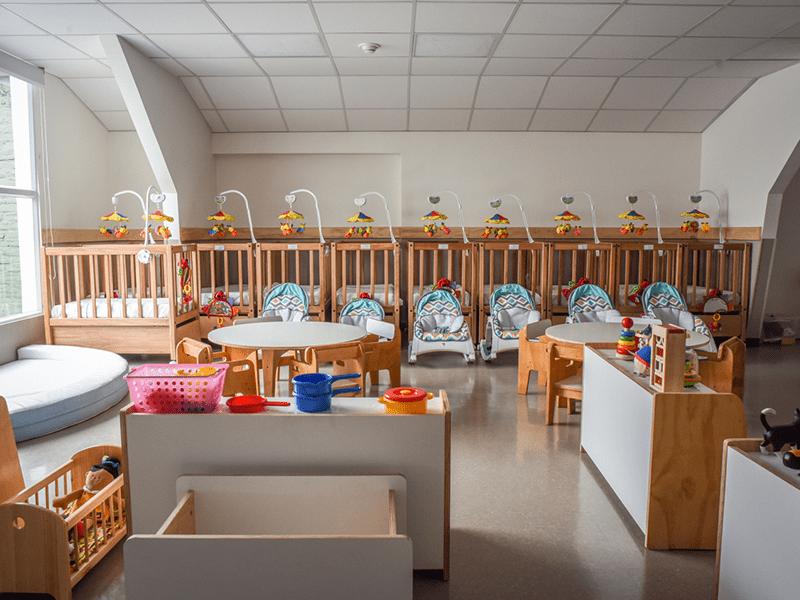 Jardín Infantil y Sala Cuna en Barrio República | Vitamina