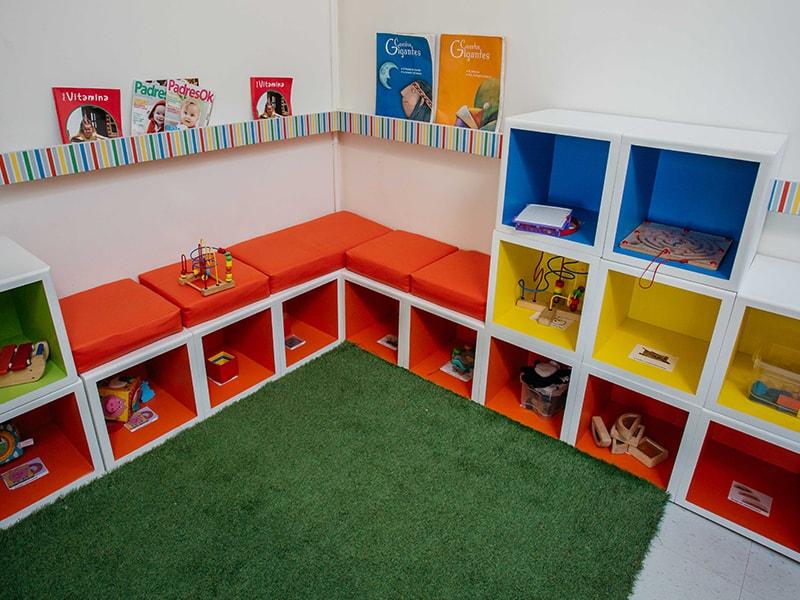 Jardín Infantil y Sala Cuna en Ciudad Empresarial | Vitamina