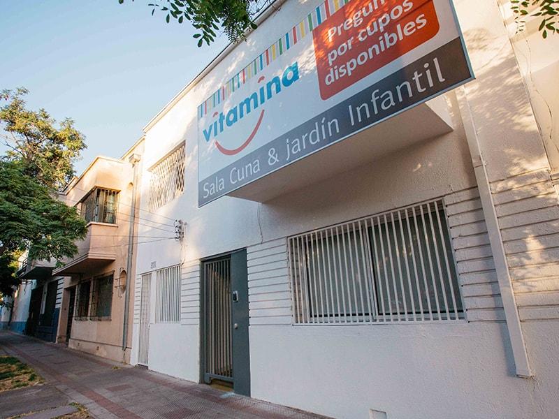 Jardín Infantil y Sala Cuna en Clínica Santa María | Vitamina