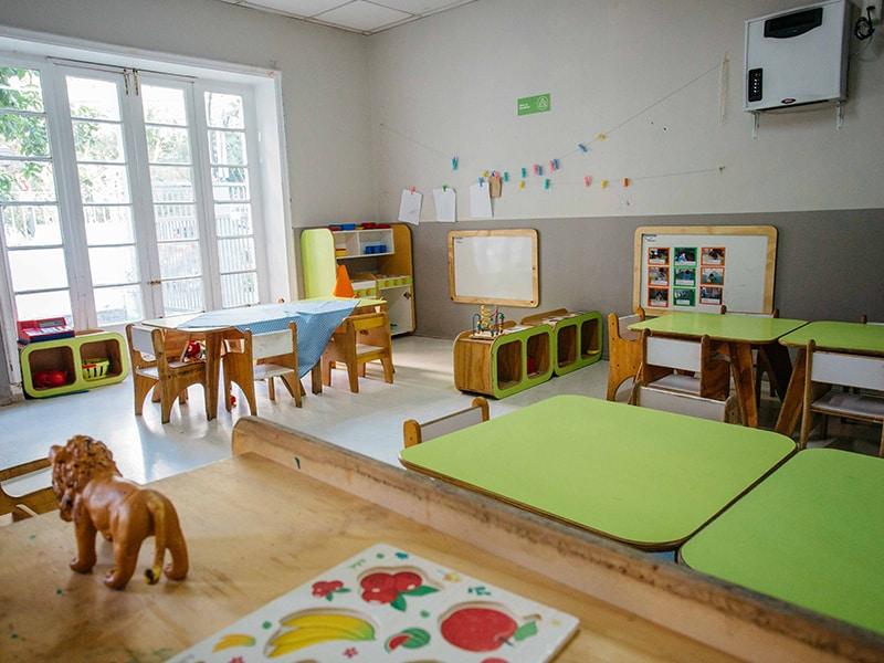 Jardín Infantil y Sala Cuna en Augusto Leguía | Vitamina