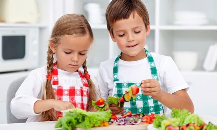 5 ideas, fáciles y rápidas, de colaciones infantiles saludables