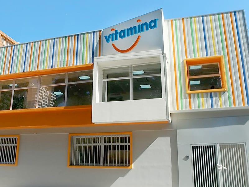 Jardín Infantil y Sala Cuna en Concepción | Vitamina