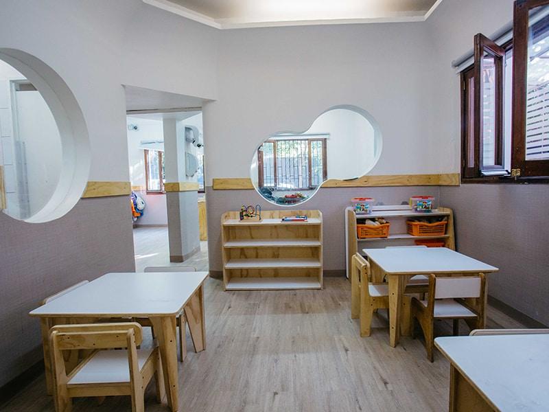 Jardín Infantil y Sala Cuna en IBM | Vitamina