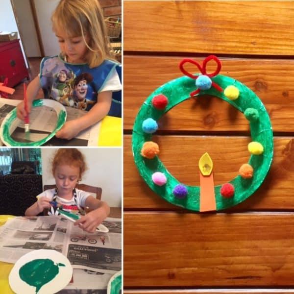 Manualidades: Decorar la casa con los niños