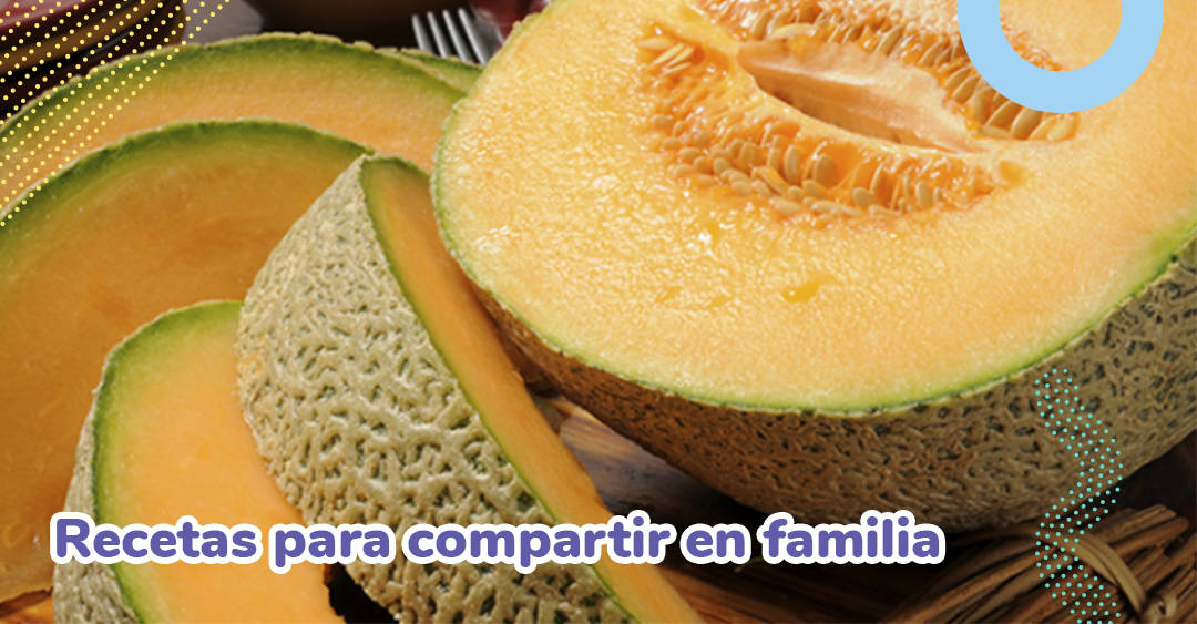 receta melon
