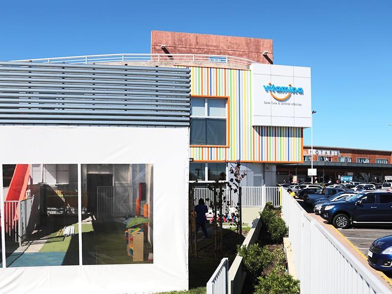 Jardín Infantil y Sala Cuna en Concepción Plaza Trébol | Vitamina