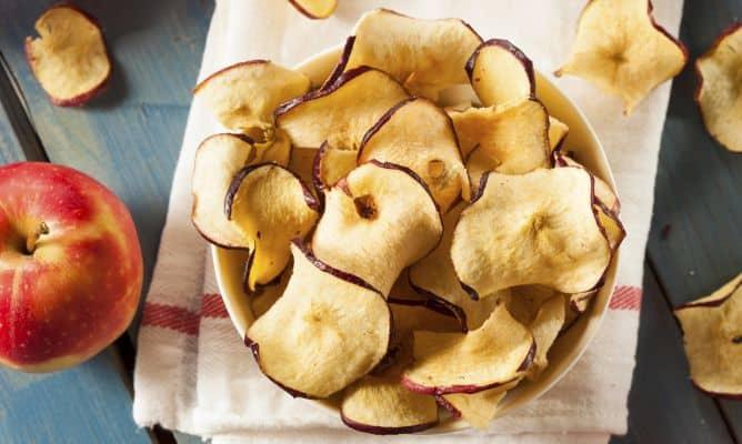 recetas con manzana