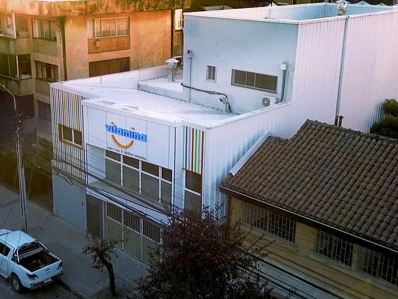Jardín Infantil y Sala Cuna en Concepción Cochrane | Vitamina