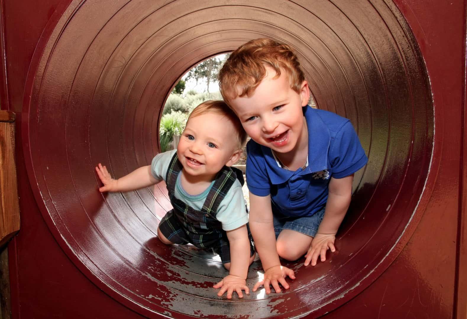 Seguridad en jardines infantiles: centros Vitamina reconocidos por la ACHS