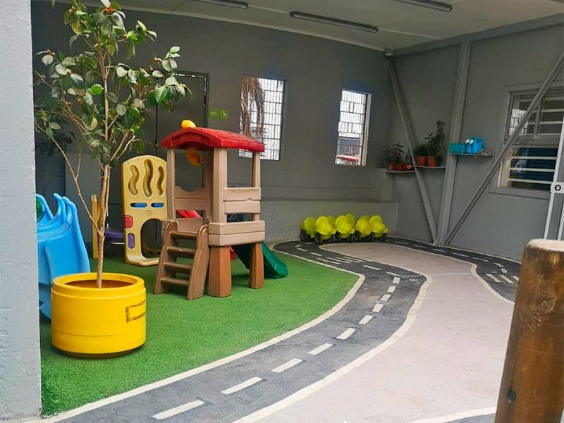 Jardín Infantil y Sala Cuna en Nudo Barón | Vitamina