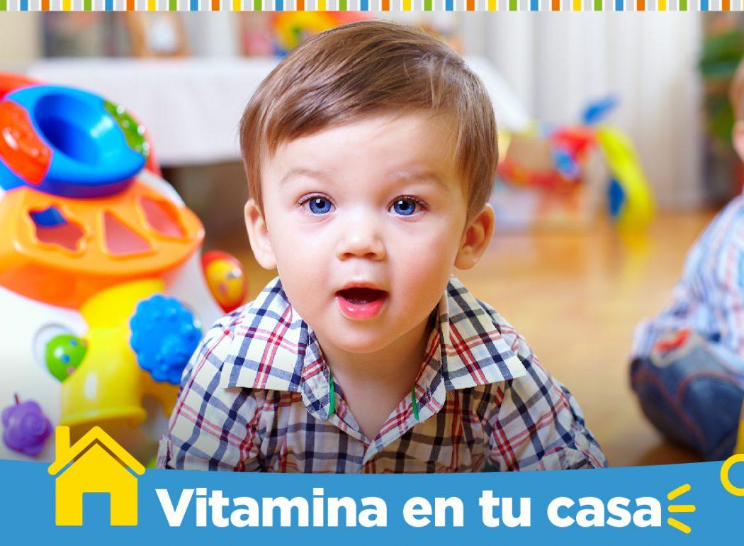 Vitamina en tu Casa - Rutina Sugerida - Intermedio - 31/03