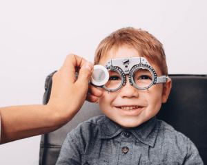 control oftalmologico