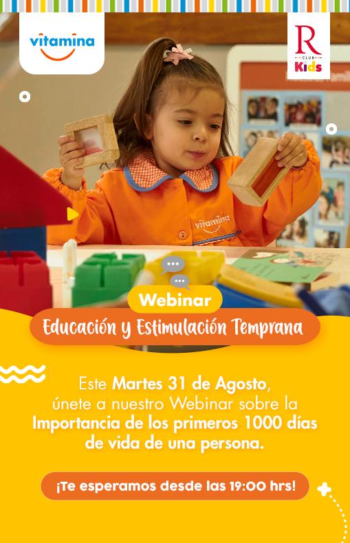 Educación y Estimulación Temprana